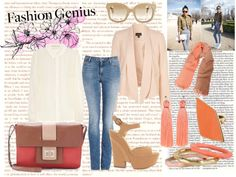 """""""Fashion Genius **"""" by gesmi5 ❤ liked on Polyvore"""