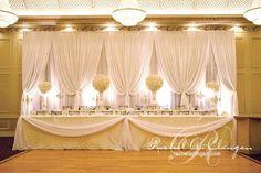 DIY portable wedding backdrop base - Google Search
