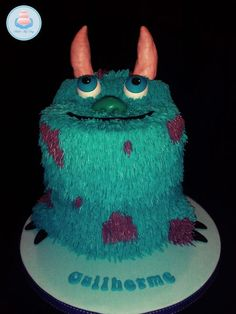 Monsters and Company Monster Cakes, Monsters, Baking, Desserts, Food, Tailgate Desserts, Deserts, Bakken, Essen
