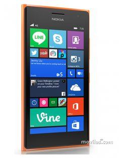 Nokia Lumia 735 Compara ahora: 1  opiniones,  características completas y 3 fotografías. En España el Lumia 735 de Nokia está disponible con 1 operadores: Orange