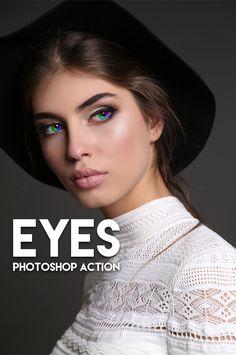 Eyes Photoshop Action
