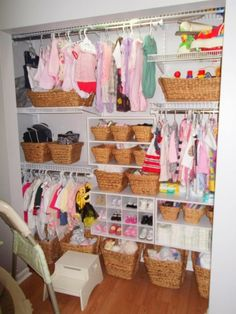Catherine's Creations: The Baby's Closet