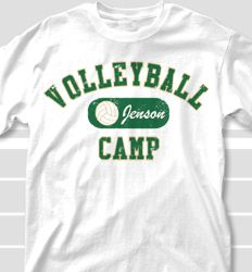 Volleyball Camp T Shirt Designs - Cool Custom Volleyball Camp T Shirts. FREE Shipping Custom Volleyball Shirt Designs - Volleyball Camp T-Shirts Volleyball Shirt Designs, Volleyball Shirts, Volleyball Tournaments, T Shirt, Supreme T Shirt, Tee Shirt, Tee