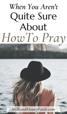 Have you ever felt like you don't have the words for God and that your prayers have fallen flat? Learn how Jesus says we should pray powerful prayers. Christian Post, Christian Women, Christian Living, Christian Faith, Christian Quotes, Lord's Prayer, Power Of Prayer, Prayer Ideas, Prayer Room
