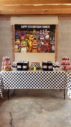 Five nights at freddys birthday party