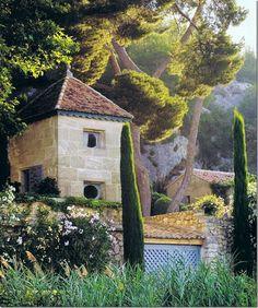 maps de Baraquet, Provence