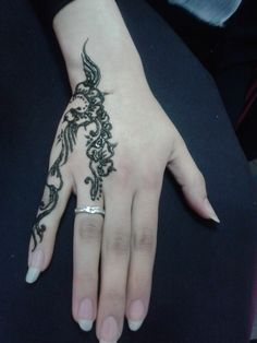 Henna Winter early 2013