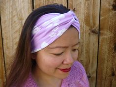 Turban HeadWrap Headwrap Baby  Headband Hair by Goodtreasures123