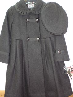 My girls had these wonderful Rothchild coats when they were little...wish I had kept them.