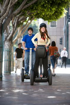 Segway Tours Nashville TN.