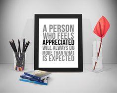 A Person Who Feels Appreciated, Appreciation Gift, Appreciation, Appreciation For Employee, Appreciation Gift For Coworker