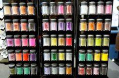 XOVain- 5 Ways To Use MAC Loose Powder Pigments