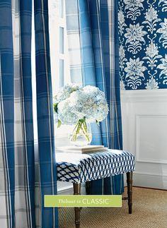 Designer Wallpaper, Fine Fabrics & High End Furniture | Thibaut