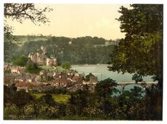 latest addition Chepstow, General view, II, England