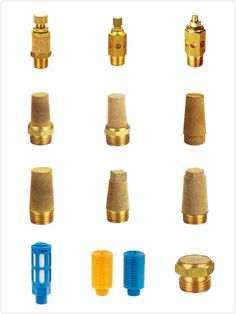 kinds of mufflers... cheap and high quality: www.xinyipneumatic.com