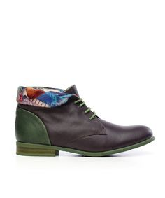 Look at this Desigual Azul Gau Sandia Ankle Boot on #zulily today!