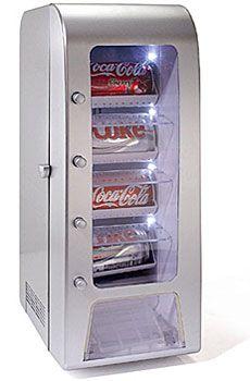 Portable Vending Refrigerator
