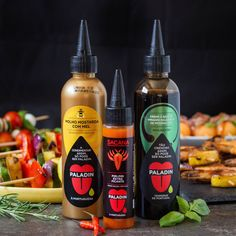 Unique Flavours is the new online grocery store where you find exclusive premium products from the best brands. Shop award-winning products, gourmet foods and gift baskets that will surprise everyone. Online Grocery Store, Gourmet Recipes, Food, Mustard Dressing, Dishes, Vinegar, Meal, Essen, Hoods