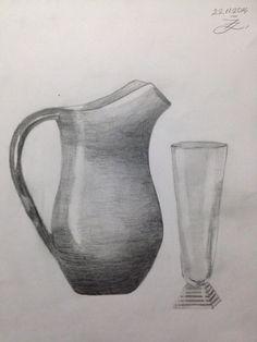 Sürahi çizimi