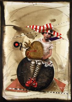 Pinturas/Paintings ~ Gustavo Godoy Doll