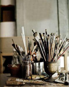 Artist Habits of Mind Hans Blomquist- The Natural Home Tattoo Studio, Habits Of Mind, Atelier D Art, Art Classroom, Art Plastique, Teaching Art, Art Tips, Art Techniques, Art Studios