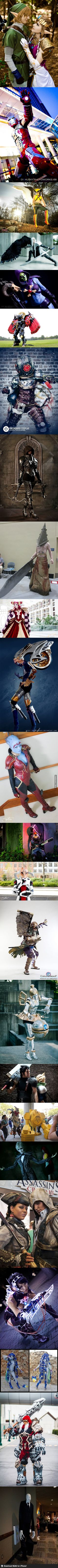 Best cosplays of the year!