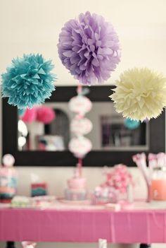 XL Tissue Pom Flower - Hottest Trend! | Very Jane