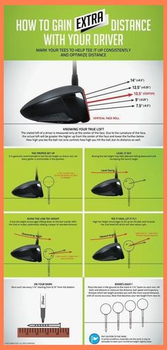 Golf Tips Swings How to gain distance with your driver. Golf tips. Disc Golf, Golf 6, Play Golf, Training Fitness, Golf Training, Golf Humor, Sports Humor, Golf Chipping Tips, Golf Putting Tips