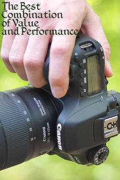 Canon has been in many ways the leading manufacturers of film and digital cameras for a number of years and is the choice of photographers of all abilities around the world.  Over the years they have really stepped up their game by offering a number truly innovative DSLR cameras based on both the full frame and cropped sensor formats.