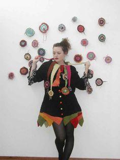 janet lipkin, Jester outfit, 2006