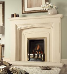 Gas Fires | Class 1 Full Depth Gas Fires from Direct Fireplaces