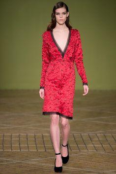 Jonathan Saunders Fall 2013 Ready-to-Wear Fashion Show - Meghan Collison