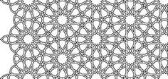 Medina Garnata: Cultura milenaria.: Dibujos geométricos árabes
