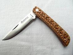 Бренд нож оливкового дерева Maserin 85 см на MassoGeppetto