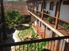 Hotel Patio de Malinche, Granada, Nicaragua.