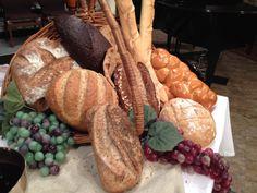 World communion Sunday bread