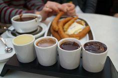 Las Chocolaterías Valor son un punto de encuentro entre tradición y vanguardia. :)