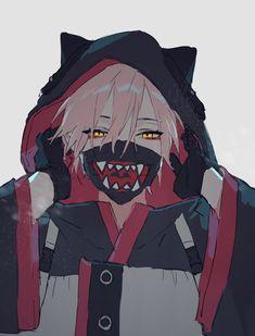 Had to choose it looked cute! Demon Manga, Manga Anime, Manga Boy, Anime Neko, Anime Demon Boy, Dark Anime, Cute Anime Boy, Anime Boys, Character Inspiration