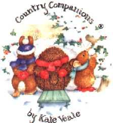 Country Companions at Christmas