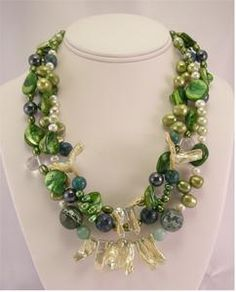 Stunning necklace from The Diana Collection Holiday Boutique, Diana, Collection, Gallery, Jewelry, Google, Fashion, Moda, Jewlery