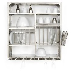 Kitchen Rack Plate Rack Indian Stainless Steel 30X30