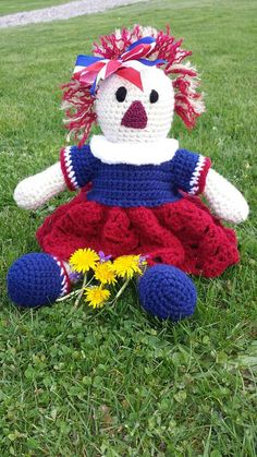 Check out this item in my Etsy shop https://www.etsy.com/listing/511287732/americana-ragdoll-baby-doll-red-white