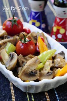 Mantar Sote – Mutfak Sırları – Pratik Yemek Tarifleri