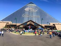 One of the largest pyramids in the world is a Bass Pro Shops that was rumored to be cursed, Business Insider - Business Insider Singapore Tennessee Attractions, Flood Wall, Rainforest Cafe, Great Pyramid Of Giza, Fishing Tournaments, Severe Storms, Pyramids Of Giza, Memphis Grizzlies