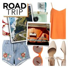 """""""California Road Trip"""" by virginia-laurie ❤ liked on Polyvore featuring Lomography, Rebecca Minkoff, House of Holland, National Geographic Home, Dorothy Perkins, Marc Jacobs, Gap and Pottery Barn"""