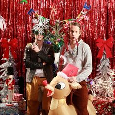 Merry Christmas, Ylvis Ylvis, Two Brothers, Man Crush, Instagram Accounts, Christmas Sweaters, Crushes, Merry Christmas, Men, Merry Little Christmas