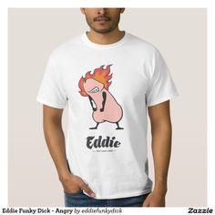 Eddie Funky Dick - Angry