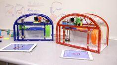 Imprimanta 3D pentru Copii!