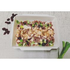 New HotBox ! #hotbox #salade #salad #hot #new #yummy #delicious #tasty #homemade #fish #salmon #cranberry #rice #monday #restaurant #dejeuner #bonneadresse #proteine #proteinfood #lamaisondesproteines #paris9 #backtowork #food #good #foodgasm #picoftheday #lmp #healthy #healthyfood #eatclean