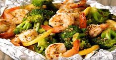Delicious honey garlic shrimp and broccoli recipe Delicious honey garlic shrimp and broccoli recipe – Station De Recettes Bento Recipes, Fish Recipes, Asian Recipes, Great Recipes, Cooking Recipes, Healthy Recipes, Bento Ideas, Shrimp And Broccoli, Garlic Shrimp